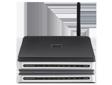 D-Link DIR-320 router